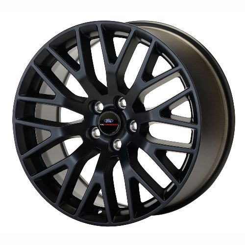 "2015-2019 MUSTANG GT PERFORMANCE PACK REAR WHEEL 19"" X 9.5""  -  MATTE BLACK"