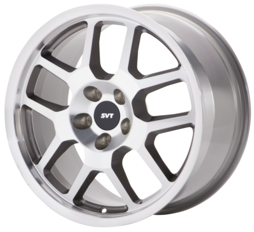 Any Pics Of FRPP 2007-2009 SVT Wheels On A Sterling Gray