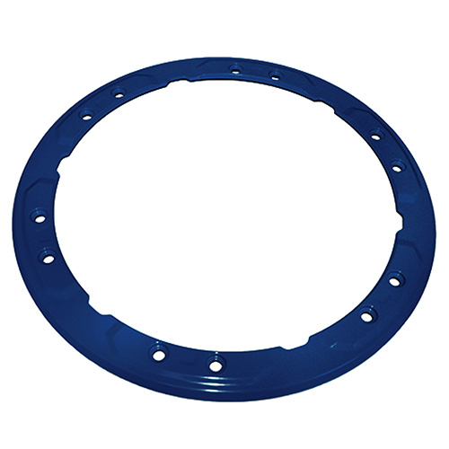 2017-2018 RAPTOR BEAD LOCK WHEEL TRIM RING - BLUE