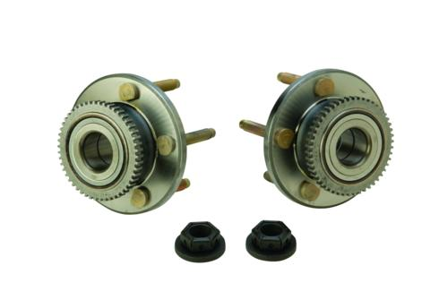 2005-2014 MUSTANG V6 / BOSS / GT / SHELBY GT500 HUB KIT WITH ARP STUDS