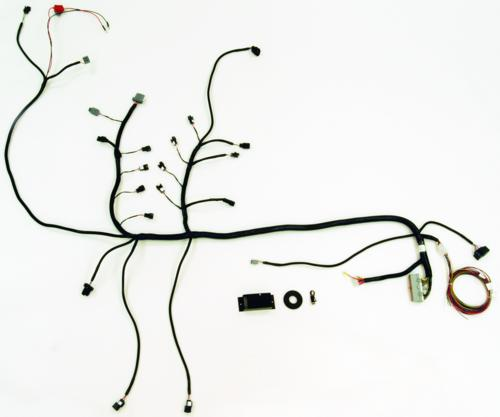 302  351w multiport efi wiring harness