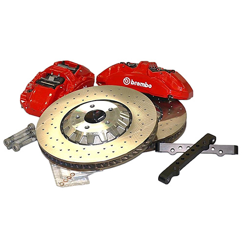 2015-2020 MUSTANG PERFORMANCE GT350R BRAKE KIT