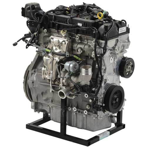 Ford 2 3 Crate Engine: Final Solution For The Turbo Kit Available! (From Ford