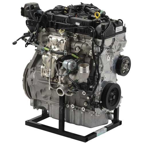 2.0L I-4 ECOBOOST CRATE ENGINE KIT| Part Details for M ...
