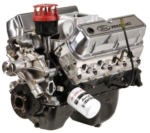 "5.0L/302 GT-40 ALUMINUM HEAD 342 ""STROKER"" CRATE ENGINE"