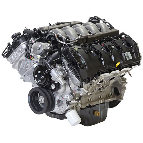 GEN 2 5.0L COYOTE ALUMINATOR SC CRATE ENGINE