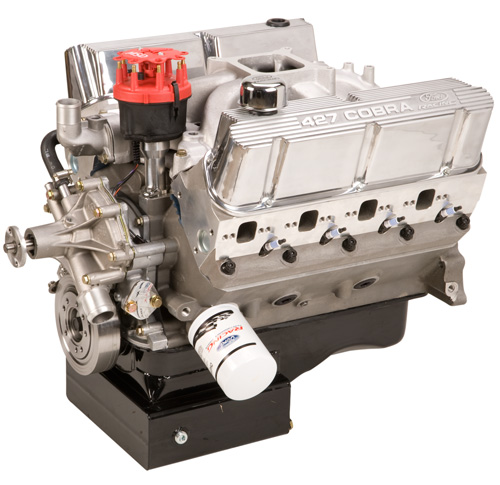Ford Racing 427 Cubic Inches Aluminum Crate Engine Cobra