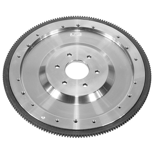 MANUAL TRANSMISSION FLYWHEEL BILLET STEEL 184T 0 OZ-IN.