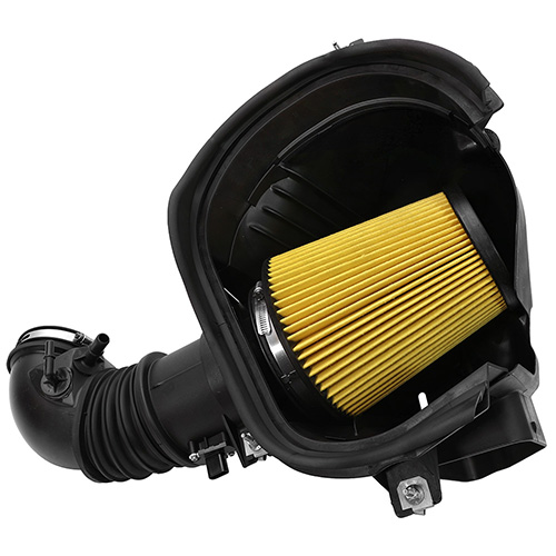 2015-2017 MUSTANG 2.3L COLD AIR INTAKE (NO CAL)