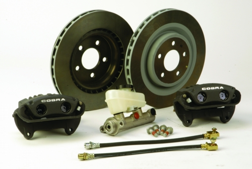 ... BRAKE UPGRADE KIT | Part Details for M-2300-Q | Ford Performance Parts