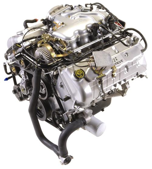 5.0L Ford Cammer motor